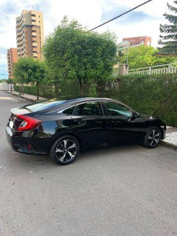Honda Civic EX 2.0 Flex - Automático - Foto 4