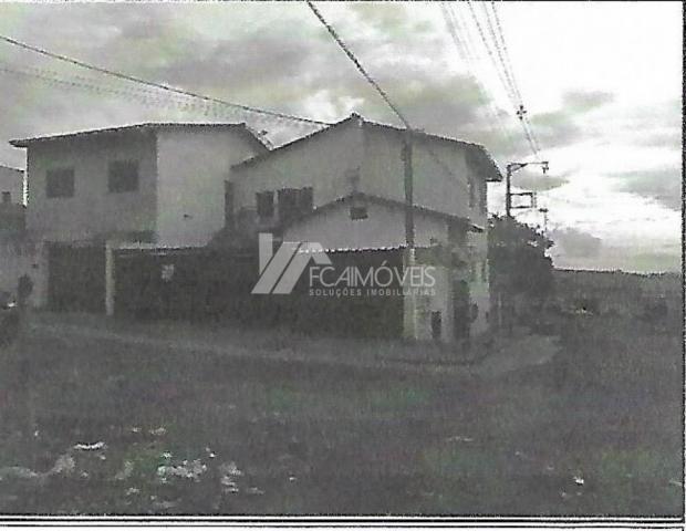 Casa à venda com 2 dormitórios em Papa joao paulo ii, Pará de minas cod:475399