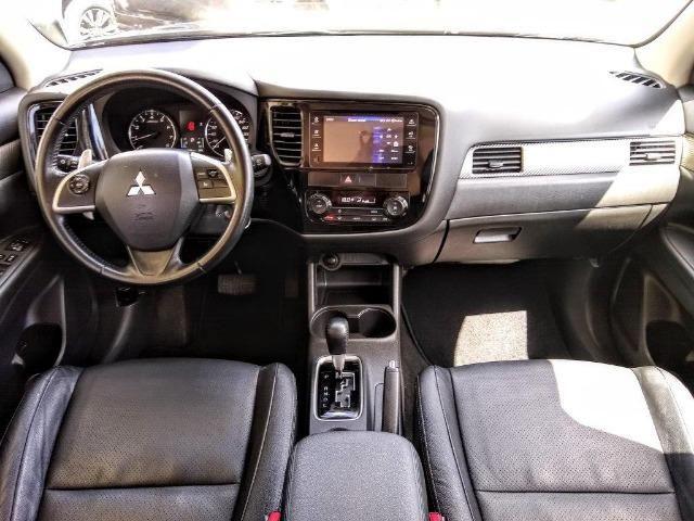 Mitsubishi Outlander 2014-(21 Mil KM, Pneus Zero, Padrao Gold Car) - Foto 5