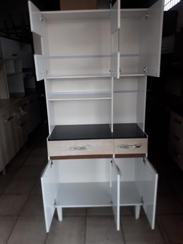 Kit cozinha pequena nova entrega grátis - Foto 4