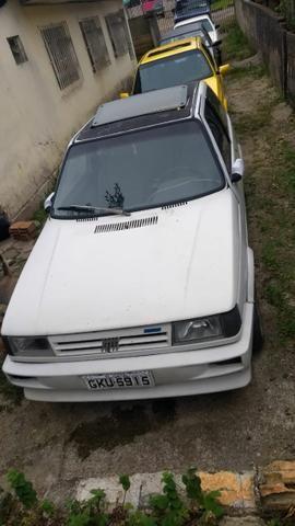 Uno Turbo 94 - Branco Real - Original de Fabrica