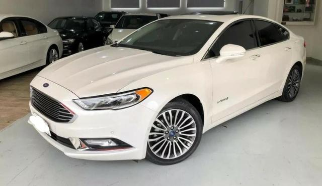 Ford Fusion 2.0 Sel Ecoboost Aut. 4p - Foto 2