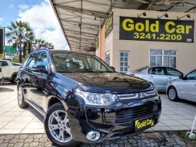 Mitsubishi Outlander 2014-(21 Mil KM, Pneus Zero, Padrao Gold Car)
