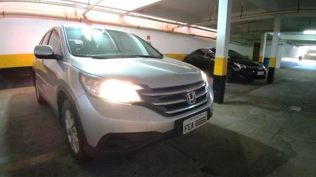 Honda cr-v - Crv - suv - dvd - pneus novos - vender rapido ipva quitado 57 mil - Foto 9