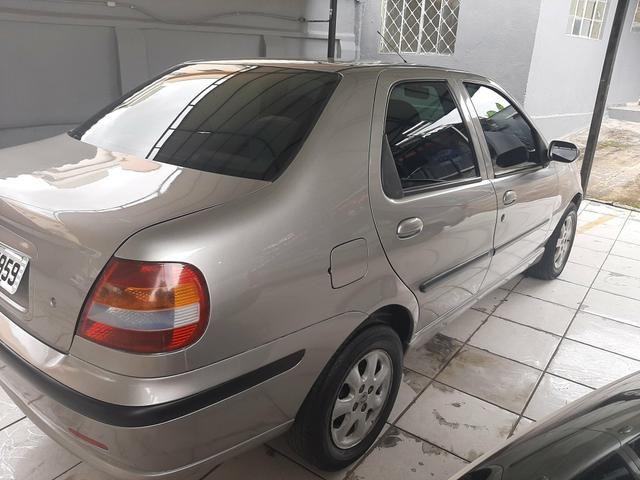 Fiat Siena 2002/02 ELX 1.3 completo revisado