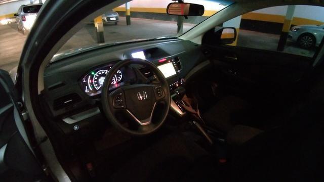 Honda cr-v - Crv - suv - dvd - pneus novos - vender rapido ipva quitado 57 mil - Foto 3