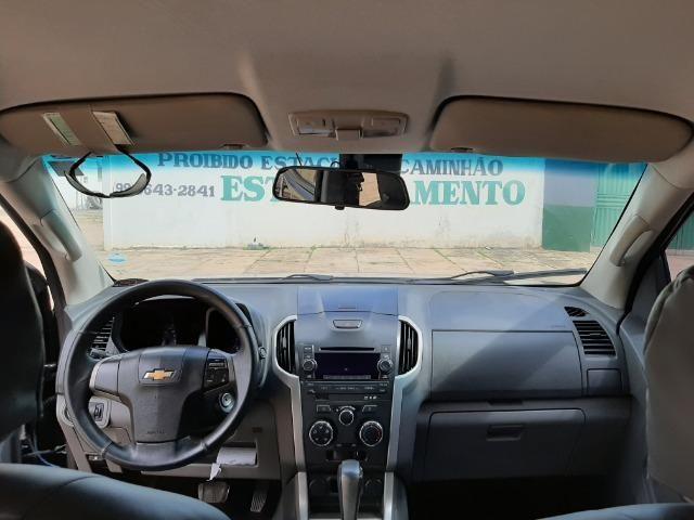 Vende-se s10 lt automático diesel 4x4 ano 2013/2013.whatsapp dd *24 - Foto 7