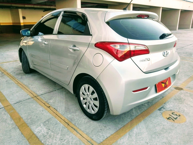 Hyundai HB20 C.Plus1.0 Flex 12V 2014 - Financiamento sem entrada - Foto 6