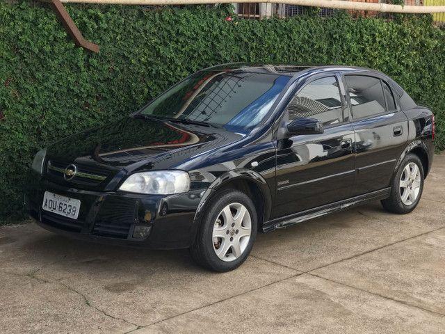 GM Astra Harch Advantege 2.0 8v - 2008 - Completo - Impecável  - Foto 5