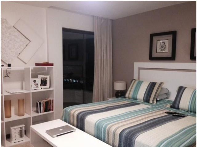 Apartamento com 3 dormitórios para alugar, 188 m² por R$ 5.250,00/mês - Pituba Ville - Sal - Foto 7