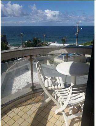 Apartamento com 1 dormitório à venda, 40 m² por R$ 290.000,00 - Rio Vermelho - Salvador/BA - Foto 2