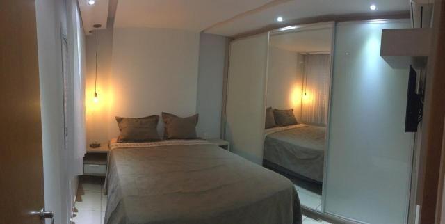 Apartamento Mobiliado 3/4 (Pacote com condomínio e IPTU inclusos) - Foto 18
