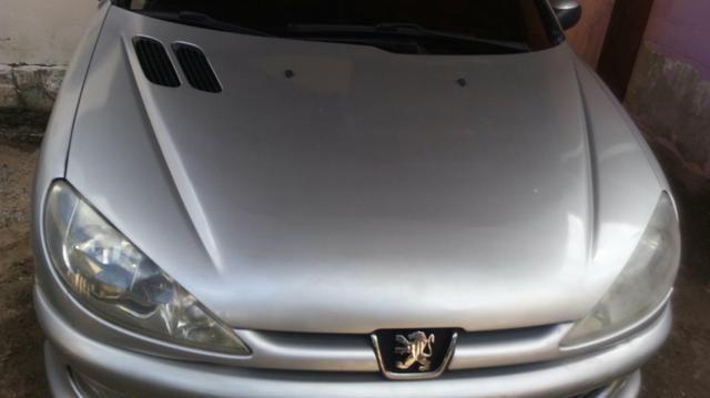 Peugeot 206 top, muito show - Foto 6