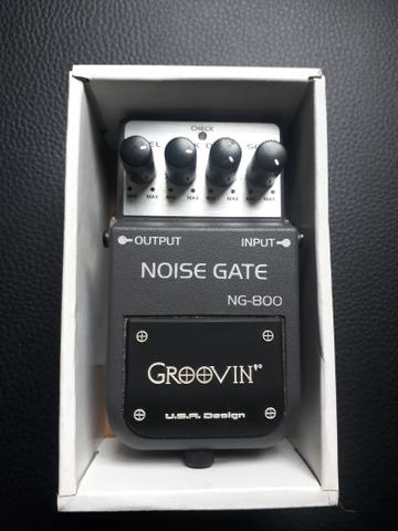 Pedal Noise Gate Groovin NG-800