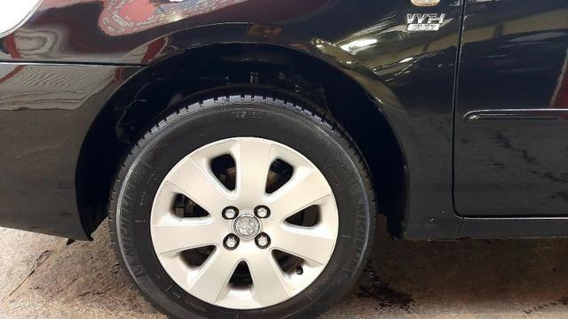 Toyota fielder XEI aut motor 1.8 16v flex vvt-i 4p ano 2008 raridade 86.000km ipva2020pg - Foto 7