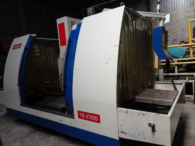 Fresadora CNC Veker 4700D - Foto 2