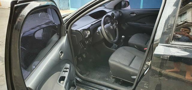 Etios Sedan 1.5 13/14 GNV - Foto 9