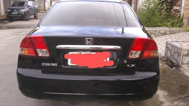 Civic LX 03/3 Automático Completo - Foto 2