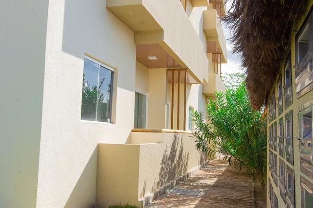 Apartamento 02 quartos, nascente na Barra Nova com Varanda - Foto 2