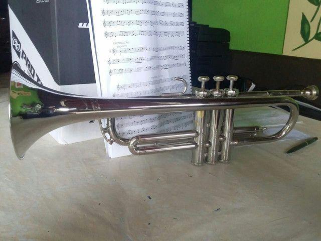 Trompete Weril Rex Conservando  - Foto 6