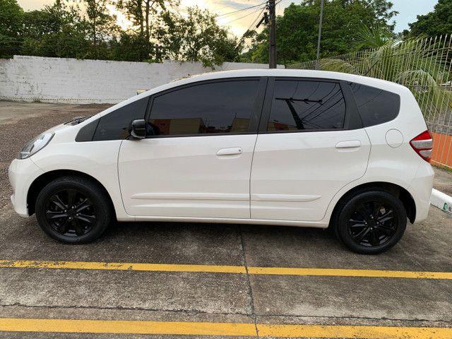 Honda FIT LX 1.4 - Automático 2014 - Foto 7