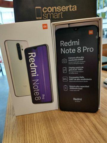 Betim é Região Note 8 pro 128GB ROM 6 Ram  - Foto 2