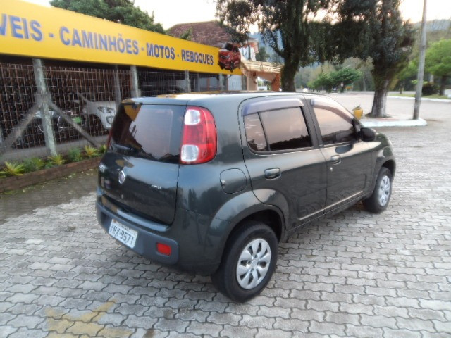 Fiat Uno Vivace 1.0 8V (Flex) 4p 2012 - Foto 8