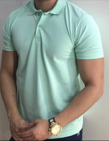 Camisas polo unissex - Foto 2