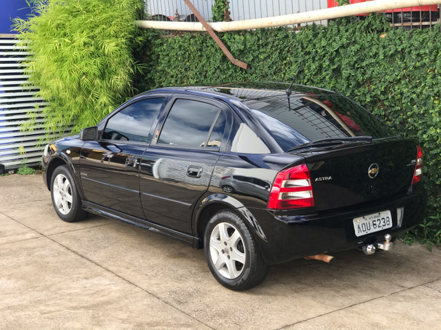 GM Astra Harch Advantege 2.0 8v - 2008 - Completo - Impecável  - Foto 4