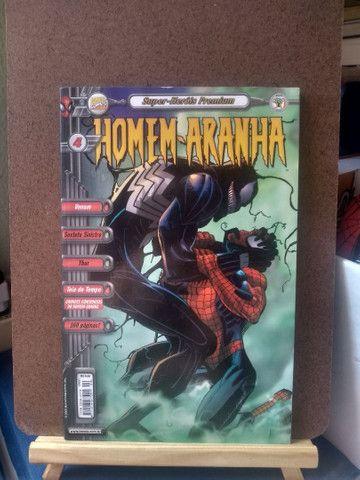 Homem-Aranha #4 - Super-heróis Premium