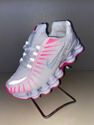 Tênis Nike 12 Molas Premium do 34 ao 39 - Foto 4