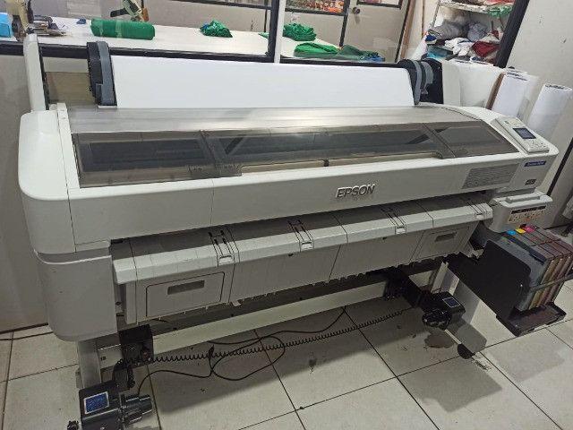 Impressora Plotter surecolor f6070 - Foto 4