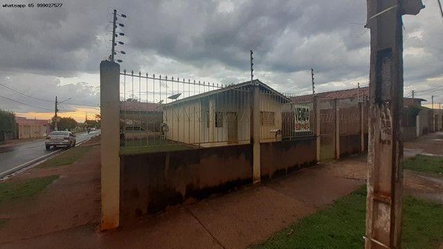 Casa para Venda em Várzea Grande, Santa Isabel, 2 dormitórios, 2 banheiros, 2 vagas - Foto 13