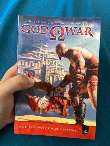 Livro: God Of War