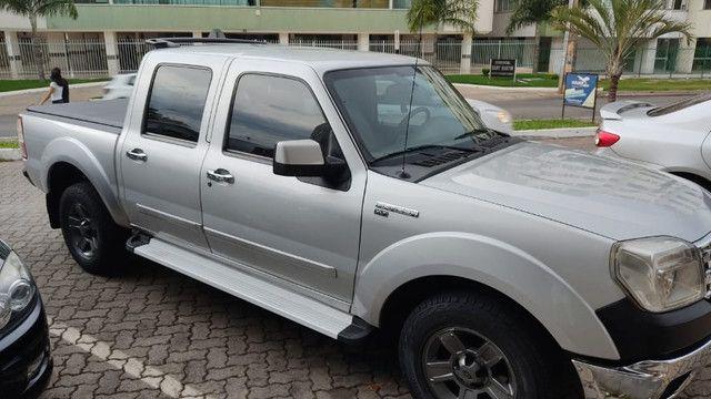 Vendo excelente Ford Ranger! XLT! Cabine Dupla! 2010/11! Gasolina! 2.3 ! Particular! - Foto 3