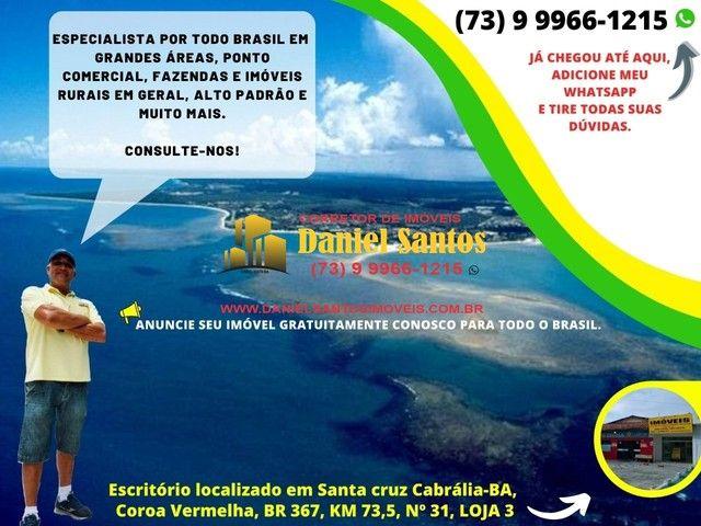 CASA RESIDENCIAL em Santa Cruz Cabrália - BA, Coroa Vermelha - Foto 4