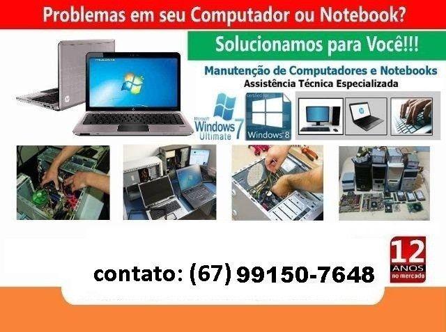 Excelente Promoção-Formatamos seu computador incluindo diversos recursos - Foto 2