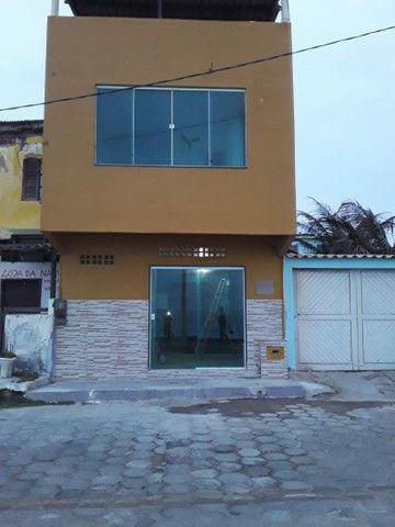 Dúplex com ponto comercial cidade nova - Marataizes