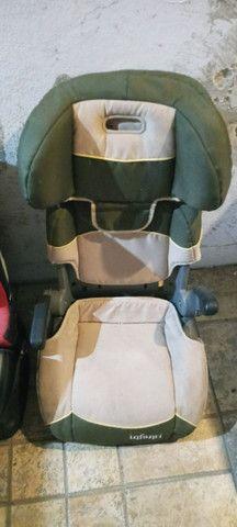 Cadeirinha de bebê para automóvel - Foto 2