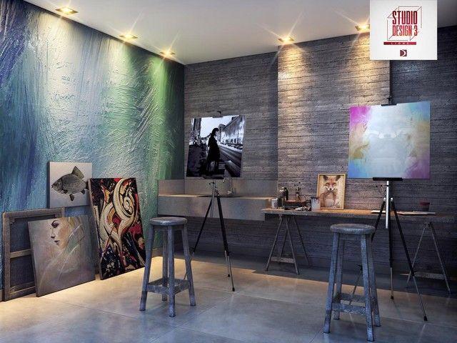 Edifício Studio Design 3 Lions Apartamento Studio na Ponta Verde em Maceió - Foto 13