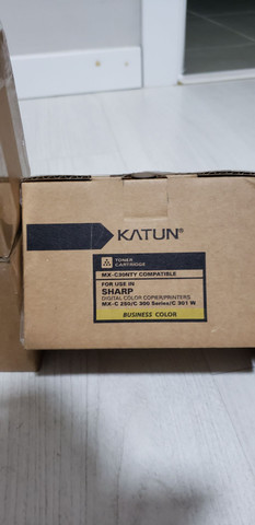 Kit toner Sharp Mx- C250/C300 Series/C301 w - Foto 2