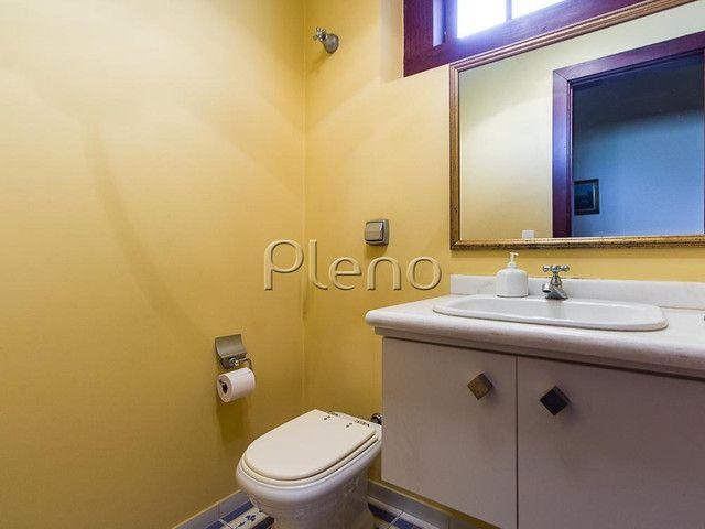 Casa à venda com 4 dormitórios em Sítios de recreio gramado, Campinas cod:CA025599 - Foto 4