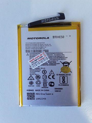 Baterias Motorola Moto One E4 Plus E5 E5 Plus G6 Play G7 Play G7 Power G8 G8 Play    - Foto 2