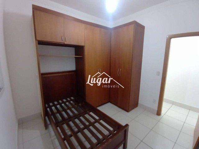 Casa com 3 dormitórios para alugar por R$ 2.000,00/mês - Jardim Portal do Sol - Marília/SP - Foto 9