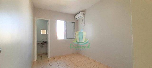 Casa com 3 dormitórios para alugar, 68 m² por R$ 1.800,00/mês - Condominio Residencial Ter - Foto 15