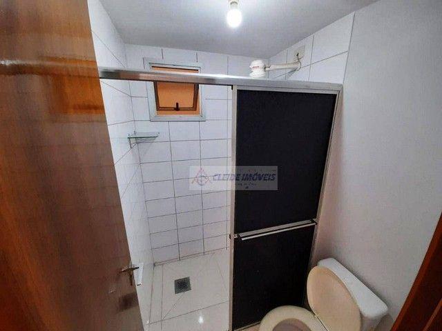 Apartamento com 2 dormitórios para alugar, 65 m² por R$ 1.300,00/mês - Poção - Cuiabá/MT - Foto 6