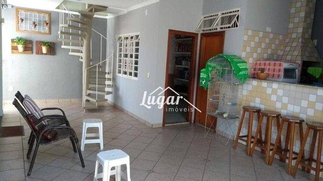 Casa com 3 dormitórios à venda, 220 m² por R$ 600.000,00 - Pólon - Marília/SP - Foto 4