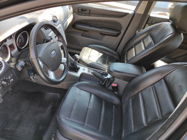 Focus 2.0 Manual, 81.122 km rodados, Ipva 2021 Quitado, Start Stop, Chave Presencial, 2012 - Foto 8
