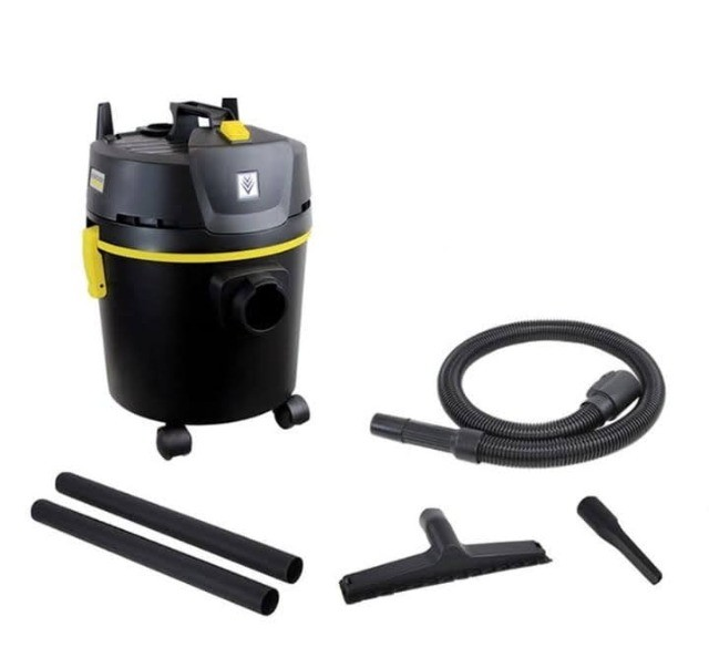 Aspirador de pó e líquido 15 litros 1250wts NT 585 Basic da Karcher - Foto 2