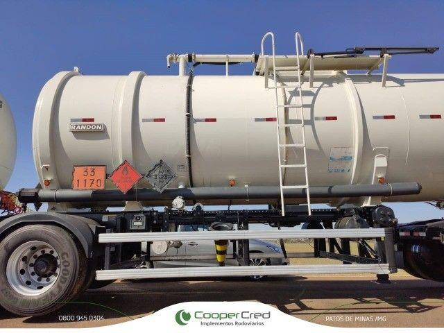 Carreta Bitrenzão Tanque 3x3 Randon 2019/2019 62 mil litros Com pneus  - Foto 18